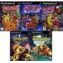 Scooby Doo Collection Ps2 Frete Gratis !!!!!
