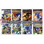 Kit De Jogos Do Sonic Para Playstation 2