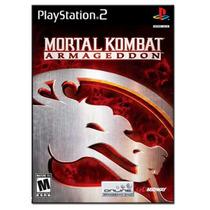 Mortal Kombat Armageddom. ! Jogos Ps2