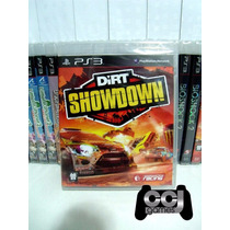 Dirt Showdown Playstation 3 Ps3 Mídia Física - Lacrado