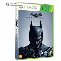Game Batman: Arkham Origins Br - X360