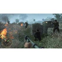 Jogo Nintendo Wii - Call Of Duty: World At War (original)