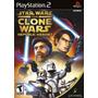 Patch Star Wars The Clone Wars Republic Ps2 Frete Gratis