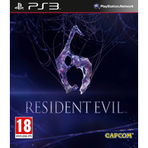 Resident Evil 6 Ps3 Original Pronta Entrega !!!
