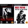Max Payne Collection Ps2 Frete Gratis !!!