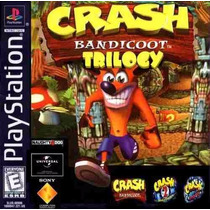Patch Crash Bandicoot 1,2,3,racing,bash Ps1 Ps2 Psx