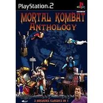 Mortal Kombat Anthology Ps2 Patch + 1 Brinde
