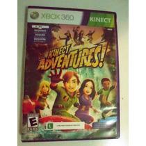 Jogo Kinect Adventures - Xbox 360 (original)