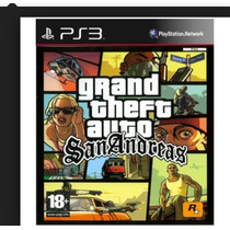 Gta San Andreas Ps3 Jogos Midia Digital Codigo Aqui!