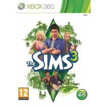 The Sims 3 Para Xbox 360 Original