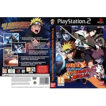 Naruto Shippuuden: Ultimate Ninja 5 (accel2) Frete Gratis