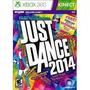 Just Dance 2014 Xbox360 Midia Fisica , Lacrado Português