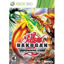 Bakugan: Defenders Of The Core - Xbox 360 - Pronta Entrega!