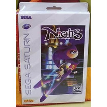 Nights Novo E Lacrado P/ Sega Saturn - Raro