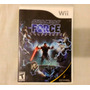 Wii- Star Wars The Force Unleashed Completo Orig. Americano