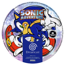 Sonic Adventure Dreamcast (frete Gratis)