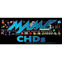 Arcade Mame Full Set Ultima Versao + Chds + Hd De 500 Gb