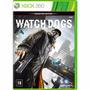 Xbox 360 - Watch Dogs - Lacrado - Míd Fís - Original