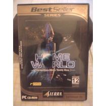 Jogo Pc: Homeworld - Original - Estratégia Espacial 3d
