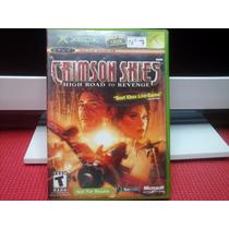 Crimson Skies - Xbox Primeira Geração Original Seminovo!