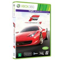 Forza 4 - Xbox 360 Ntsc (seminovo)