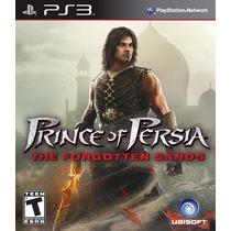 Prince Of Persia The Forgotten Sands Ps3 Digita Original