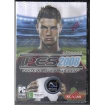 Jogo Pes 2008 - Pro Evolution Soccer 2008 Para Pc - Novo