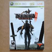 Ninja Gaiden Ii 2, Xbox 360. Americano Original Completo!