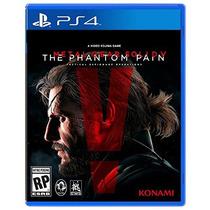 Metal Gear Solid V: The Phantom Pain - Ps4 Playstation 4