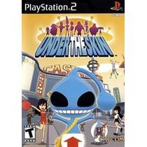 Under The Skin Ps2 Playstation 2 Original Lacrado Novo A6648
