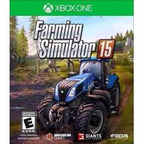 Farming Simulator 2015 Xbox One Offline Digital