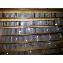 Coleção De Cartuchos Do Super Nintendo Mais De 500 Cartuchos