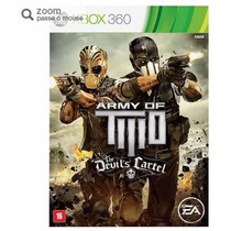 Game - Army Of Two: The Devils Cartel Br - Xbox-360