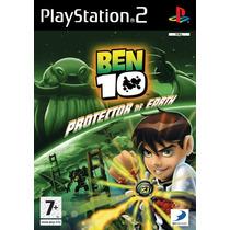 Patch Ben 10 Collection ( 4 Jogos ) Ps2 Frete Gratis