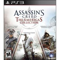 Assassins Creed: The Americas Collection - Ps3 Novo Lacrado