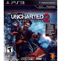 Uncharted 2 Among Thieves Goty Edition - Psn Ps3