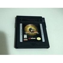 Mortal Kombat 4 Game Boy Color