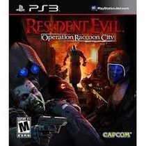 Jogo Ps3 Resident Evil: Operation Raccoon City