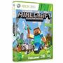 Jogo, Xbox 360, Minecraft, Original,lacrado,á Pronta Entrega