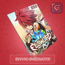 Elsword - Cartão De 850 Cash - Level Up - Imediato