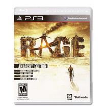 Rage - Jogo Ps3