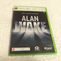 Alan Wake (ação E Suspense Psicológico)