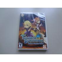 Nintendo Wii - Tales Of Symphonia Origina Americano Completo