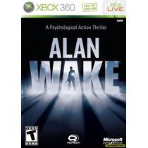 Alan Wake - Perfeito Estado