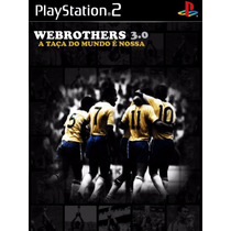 Ps2 Jogo Patch Pes 2010: Webrothers 3.0