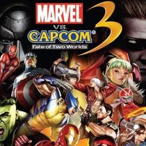 Jogo Ps3 Marvel X Capcom 3