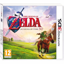 The Legend Of Zelda: Ocarina Of Time 3ds Pronta Entrega