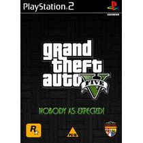 Patch Gta 5 Play2 Aproveite Frete Grátis !!!!