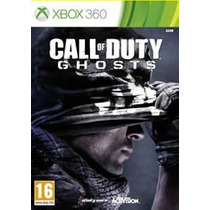 Call Of Duty Ghosts - Original Xbox 360