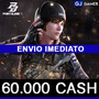 Point Blank - Pin Code De 60.000 Cash Pb - Envio Imediato !!